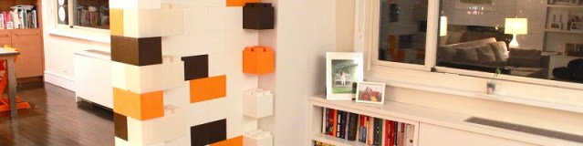 Arnon Rosan – Build your Man Cave with Modular over sized building blocks
