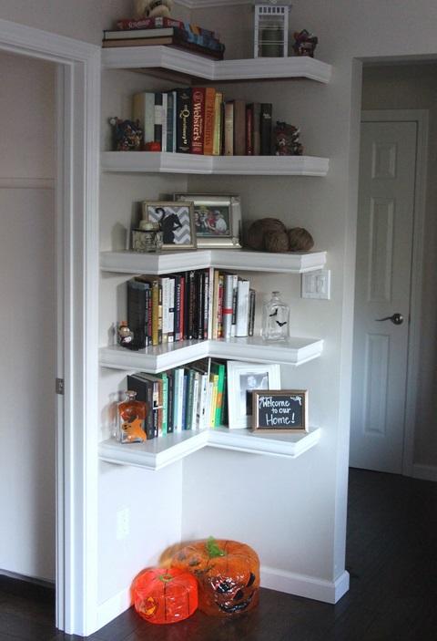 interior design dieas for corners