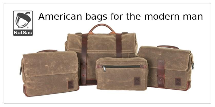 bags for modern men