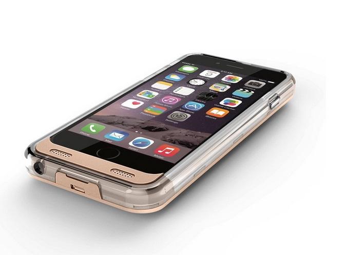 iphone rechargable case