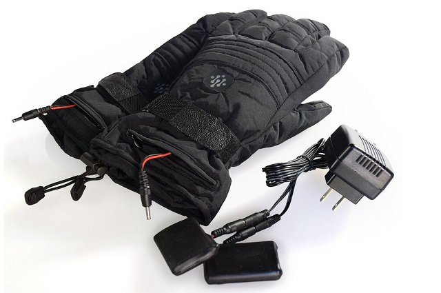 recharcable electric gloves