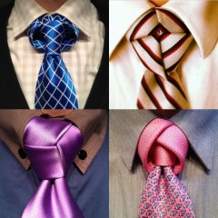 How to Wear a Tie Like a Boss