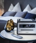Sonoro Cubo – German designed MP3/CD clock radio