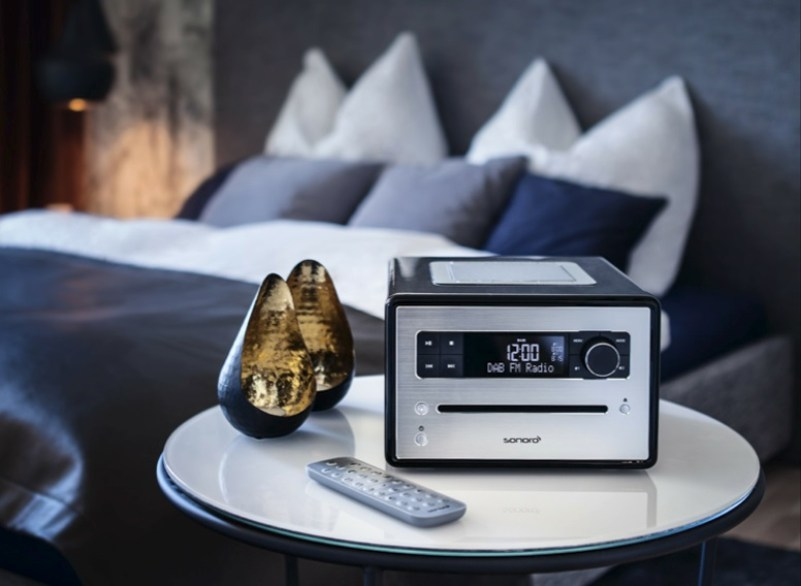 sonoro cubo radio review