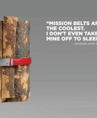Mission Belt: The Venerable Men's Belt Gets A Revolutionary Upgrade