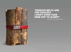Mission Belt: The Venerable Men's Belt Gets A Revolutionary Upgrade