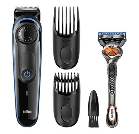 the 16 best beard trimmers for 2017 dudeliving. Black Bedroom Furniture Sets. Home Design Ideas
