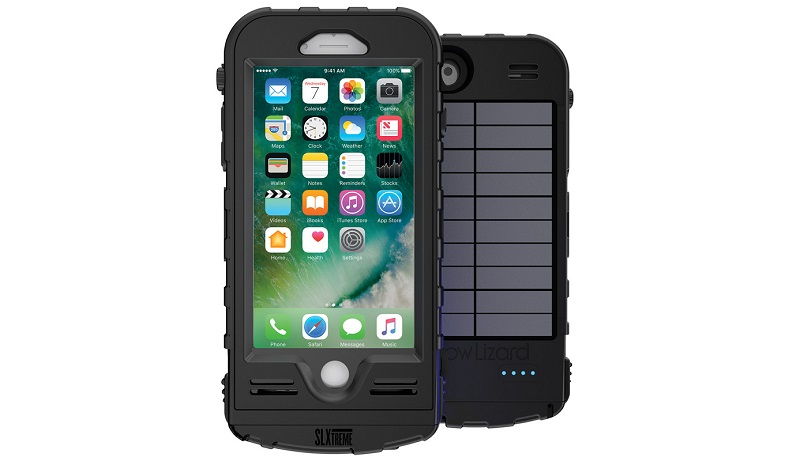 solar power iphone case