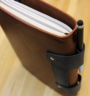 mens leather journal review