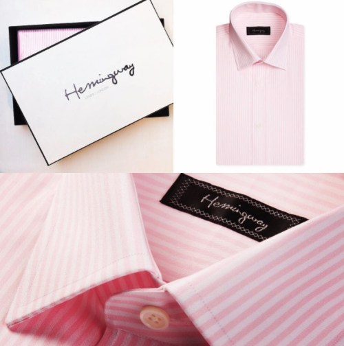 hemingwaytailors shirt review