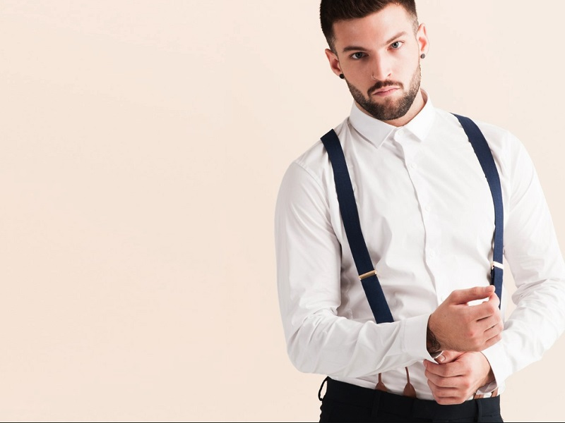 7c9cec9e5e7b If you're tired of belts, you should consider JJ Suspenders. There are only  a few companies making suspenders that are actually fashionable anymore, ...