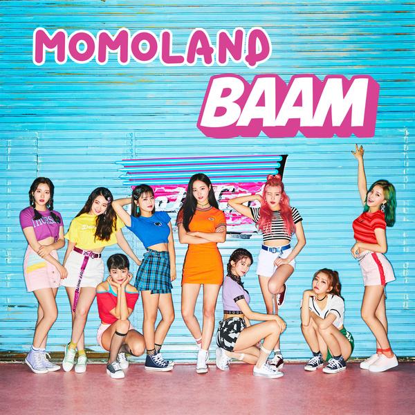 momoland-baam 1-mv