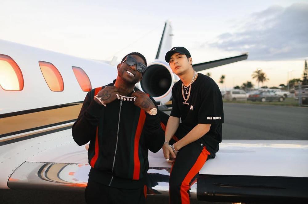 Jackson Got7 Gucci mane
