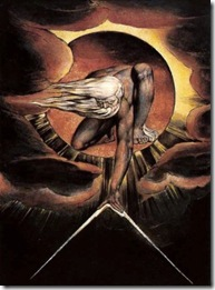 william blake - ancient of days