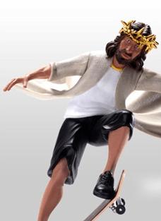 skater jesus