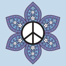 zen peace mandala