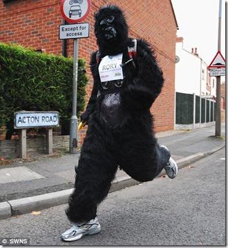 monkey jogger