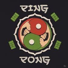 ping pong spiritual