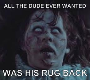 exorcist dude