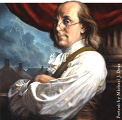 ben_franklin looking cool