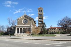 St Mark Catholic Church in Cincinnati