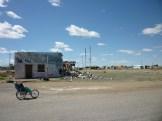 Ghost Town of Cisco, Utah