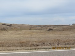 Farm Hills Outside Brookville, Kansas