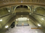 Stairs in the Jefferson City State Capital Building