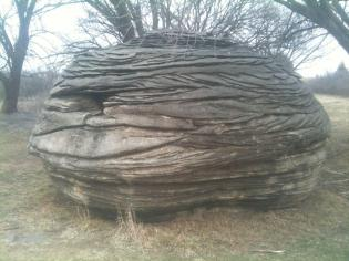 Mushroom Rock State Park Outside Kanopolis, Kansas