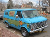 Mystery Machine in Colorado Springs, Colorado