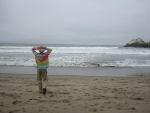 Pacific Ocean in San Francisco