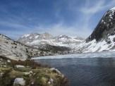 Palisade Lakes in Kings Canyon National Park