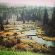 Overlook in Redstone, Colorado