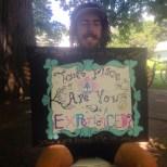 Experienced with Trail Angel Tom Levardi in Dalton, Massachusetts