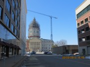 State Capital Building in Topeka, Kansas