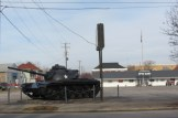 VFW Tank in New Albany, Indiana