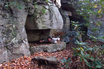 Stank Eaten by Rock Monster in Virginia