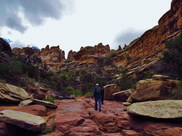 Druid Arch Trail