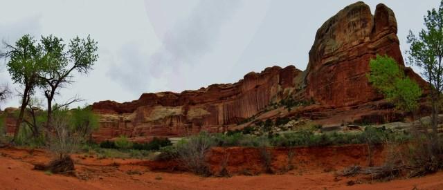 Horse Canyon Panorama