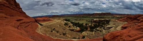 Squaw Flat Panorama