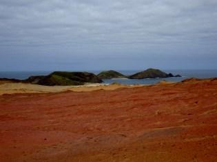 Motuopao Island and Herangi Hill
