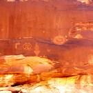 Rock Art on Comb Ridge