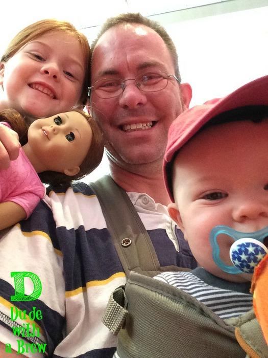 bob with kids