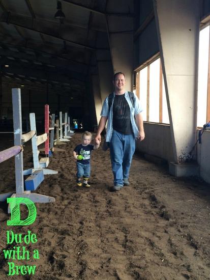 landon bob horse show