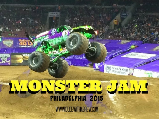 Monster Jam Roars into Wells Fargo Center (Philadelphia, PA)
