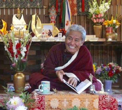 Lama Tsering Gyaltsen Rinpoche
