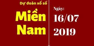 dự đoán xsmn trúng thưởng ngày 16/7/2019