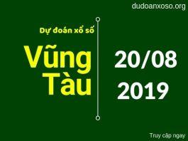 dự đoán xsvt hôm nay ngày 20/8/2019
