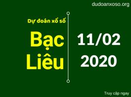 dự đoán xsbl wap 11/2/2020