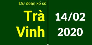 dự đoán xstv 14/2/2020